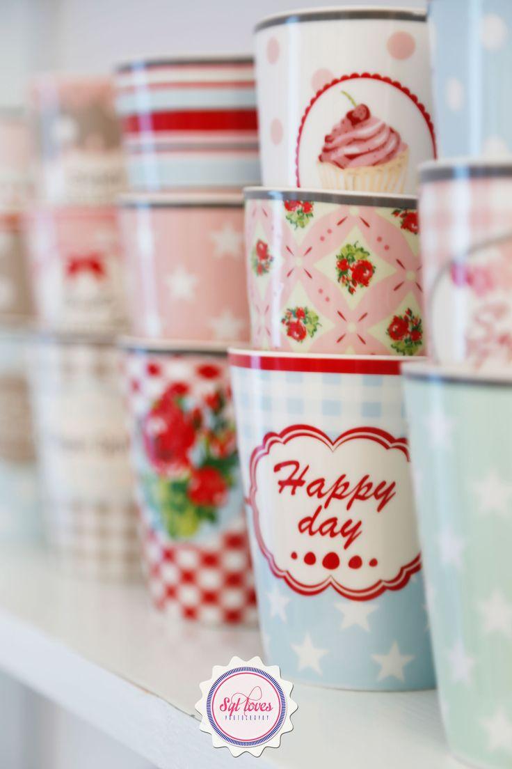 Happy mugs by Krasilnikoff, coming spring 2014, Syl loves