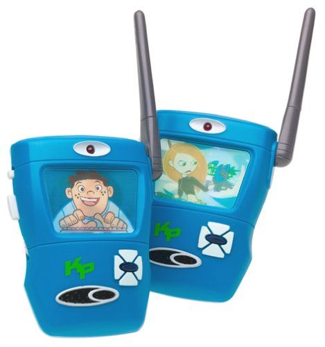 Kim Possible KIMMUNICATOR WALKIE TALKIES - Buy Kim Possible KIMMUNICATOR WALKIE TALKIES - Purchase Kim Possible KIMMUNICATOR WALKIE TALKIES ...
