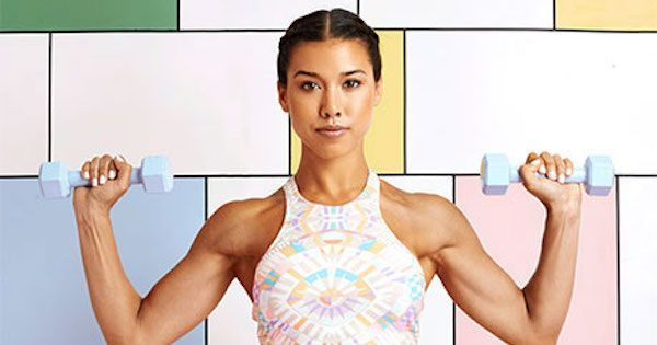 """""""I have, like, no arm strength."""" If you've ever said this (or even thought it), this is the challenge for you. """"Women are often very critical about their arms,"""" says personal trainer and fitness expert Angelique Millis. """"But, then they're surprised at how quickly they respond once"""