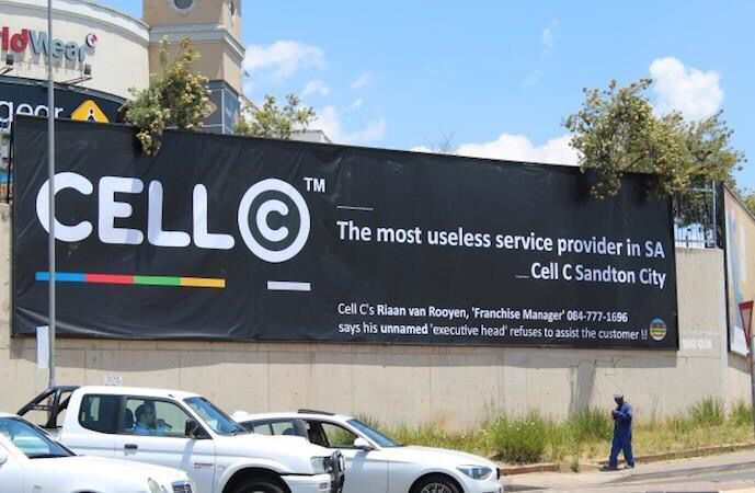 @gettrender: Hope your Monday is better than Cell C's :P #cellc #trender