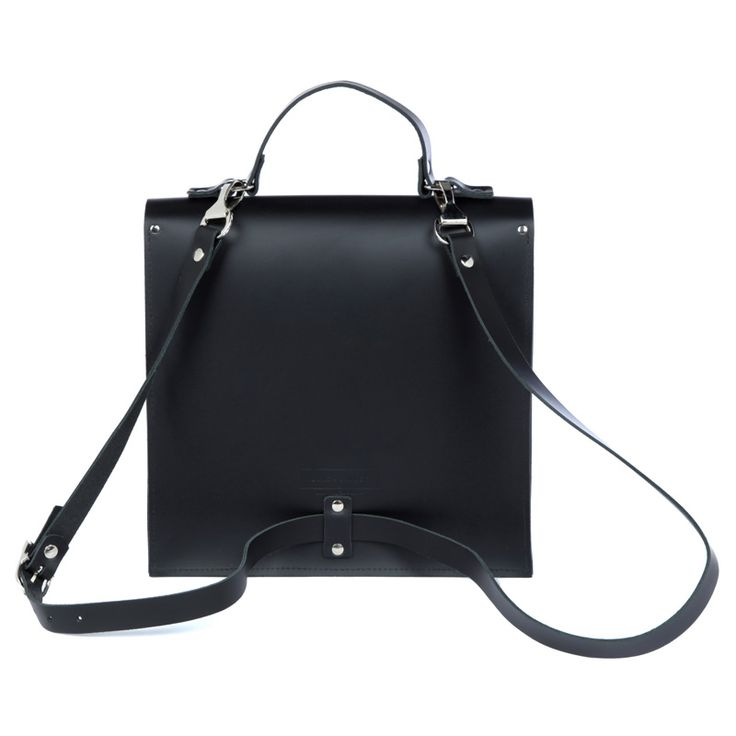 2017 Popular Image of Brix   Bailey NYC 6842 (unisex) Minimalist Structured Leather Backpack https://www.crazybackpacks.com/crazy/date/2016/02/page/3/ www.brixbailey.com