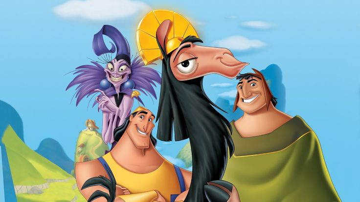 The Emperor's New Groove Directed by Mark Dindal Produced by Randy Fullmer Screenplay by David Reynolds Story by Chris Williams Mark Dindal Starring David Spade John Goodman Eartha Kitt Patrick Warburton Wendie Malick Music by John Debney @winplaybox #winplaybox