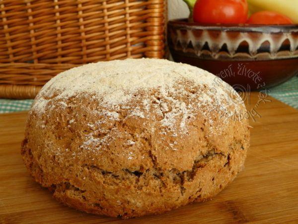 Írsky sódový chlieb - Recept pre každého kuchára, množstvo receptov pre pečenie a varenie. Recepty pre chutný život. Slovenské jedlá a medzinárodná kuchyňa