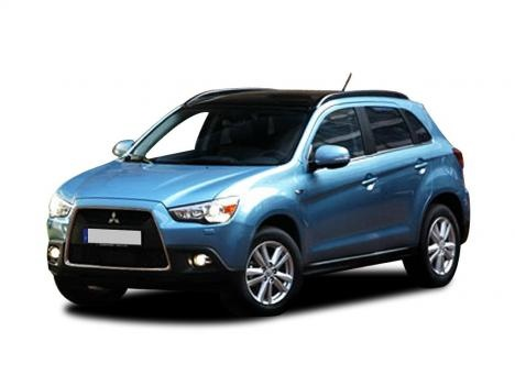 The Mitsubishi ASX Diesel Estate  #carleasing deal | One of the many cars and vans available to lease from www.carlease.uk.com
