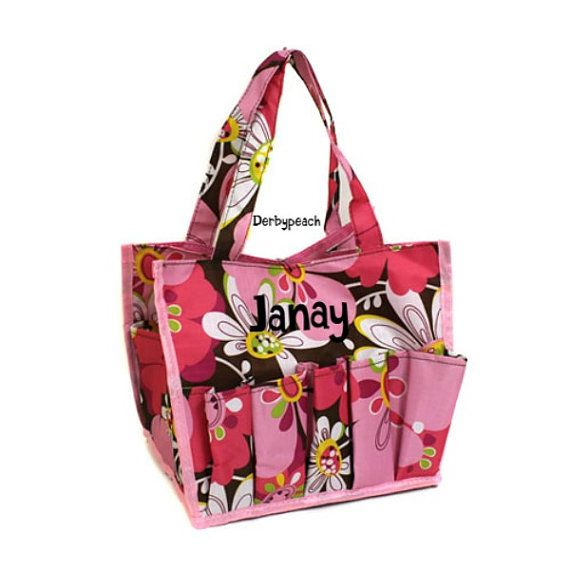Bingo Bag!    Lots of pockets to store multiple daubers. Perfect size bag. Plenty of room of to carry tape, glue and even a snack! A great gift for