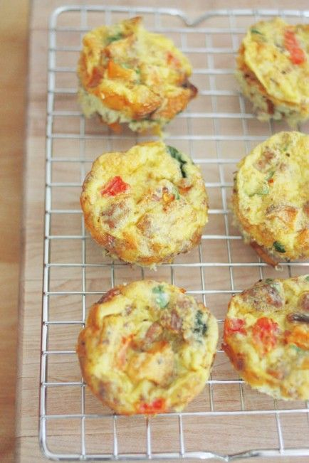 Easy Breakfast Egg Muffins Farmhouse Recipes & Style By Lesley Graham - Babble