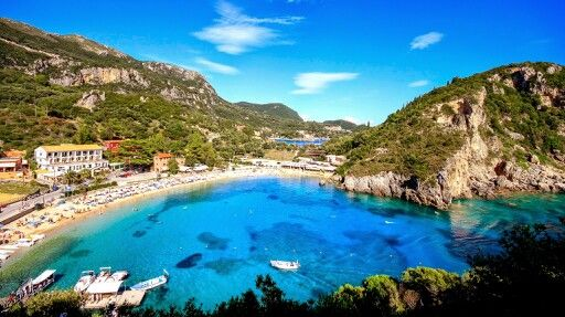 Greece-Paleokastritsa