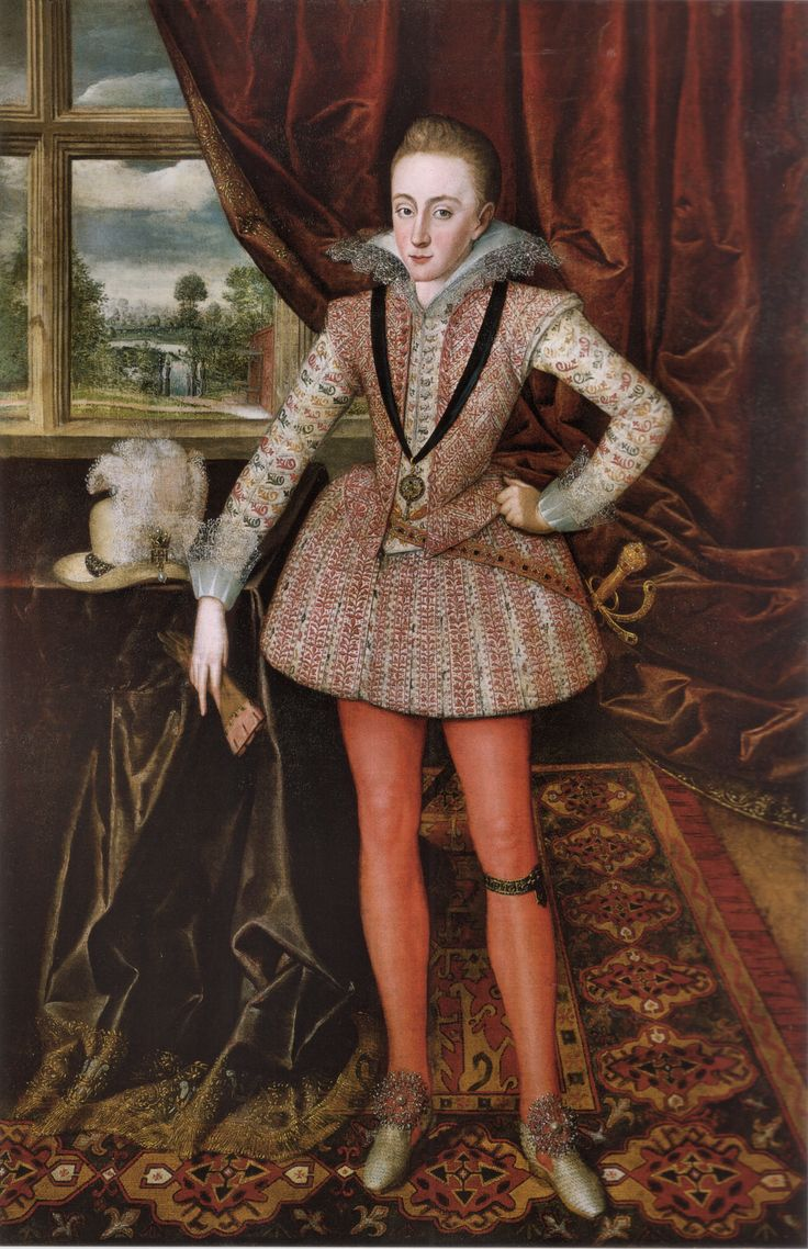 Henry Frederick Stuart, Prince of Wales, eldest son of King James I. Henry was an accomplished hawker and sportsman in general, despite his young age.