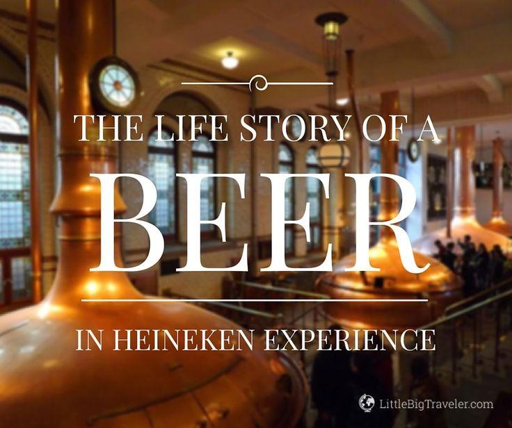 #Heineken Experience #Amsterdam   Beer museum