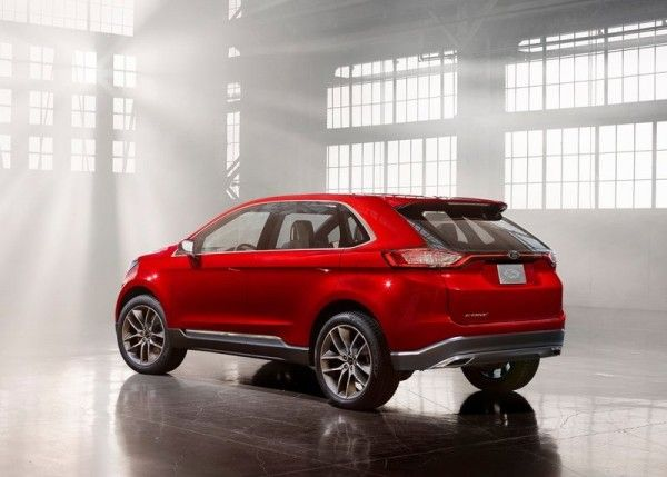 2013 Ford Edge Images 600x429 2013 Ford Edge Full Reviews with Images