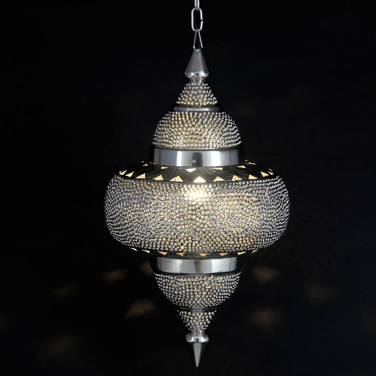 Rock The Casbah Moroccan Style Pendant Lamp