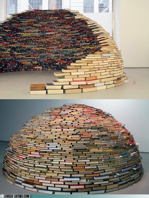 Books ... it's all books