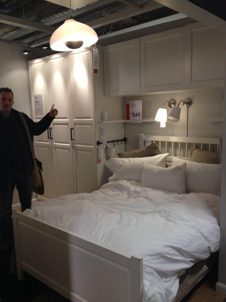 Ikea Small Bedroom: Best 25+ Ikea Bedroom Storage Ideas On Pinterest