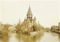 Metz I Frankreich by Elger Esser
