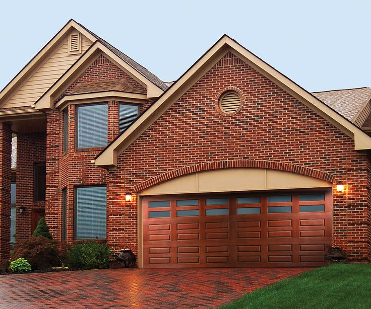 19 best harshman residence images on pinterest canada for Architectural garage doors