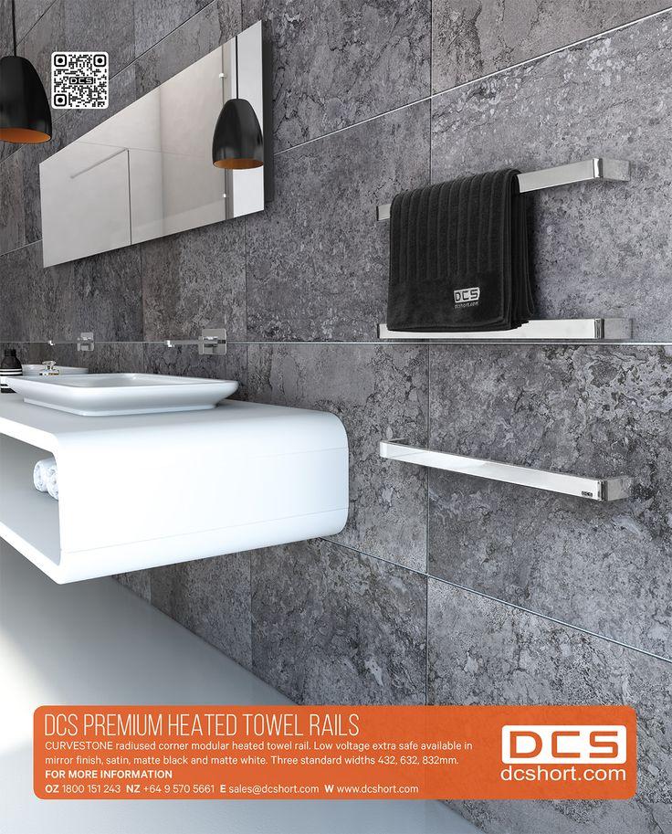 Grand Designs, Dec 2015 - DCS Heated Towel Rails