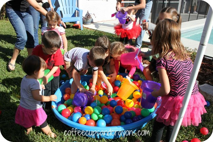 Good blog for Mickey and Minnie party game ideas