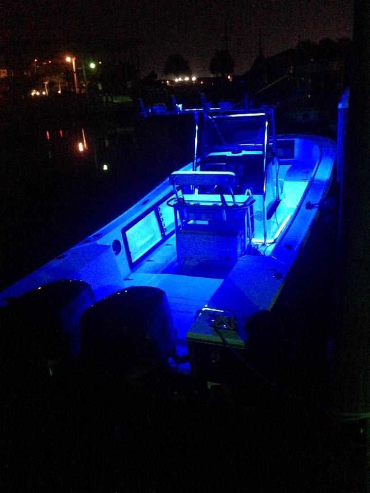 17 best led underwater boat lights images on pinterest for Homemade fishing light
