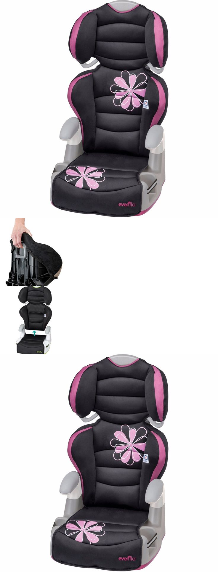 Car Safety Seats 66692: Kids Booster Car Seat Child Chair Portable Removable Washable -> BUY IT NOW ONLY: $45.03 on eBay!