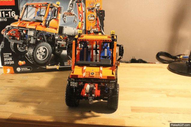 LEGO Unimog U400: The Oppo Review