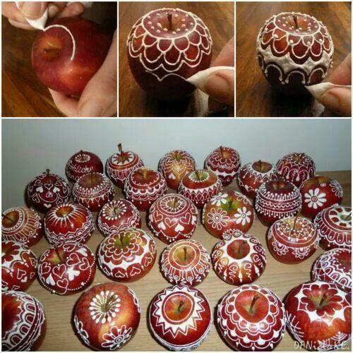 Elma  sanatı