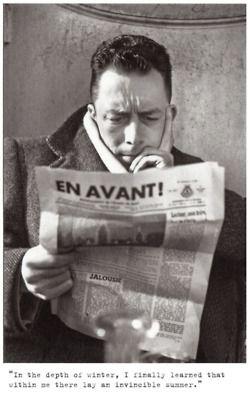 Albert Camus(アルベール・カミュ)