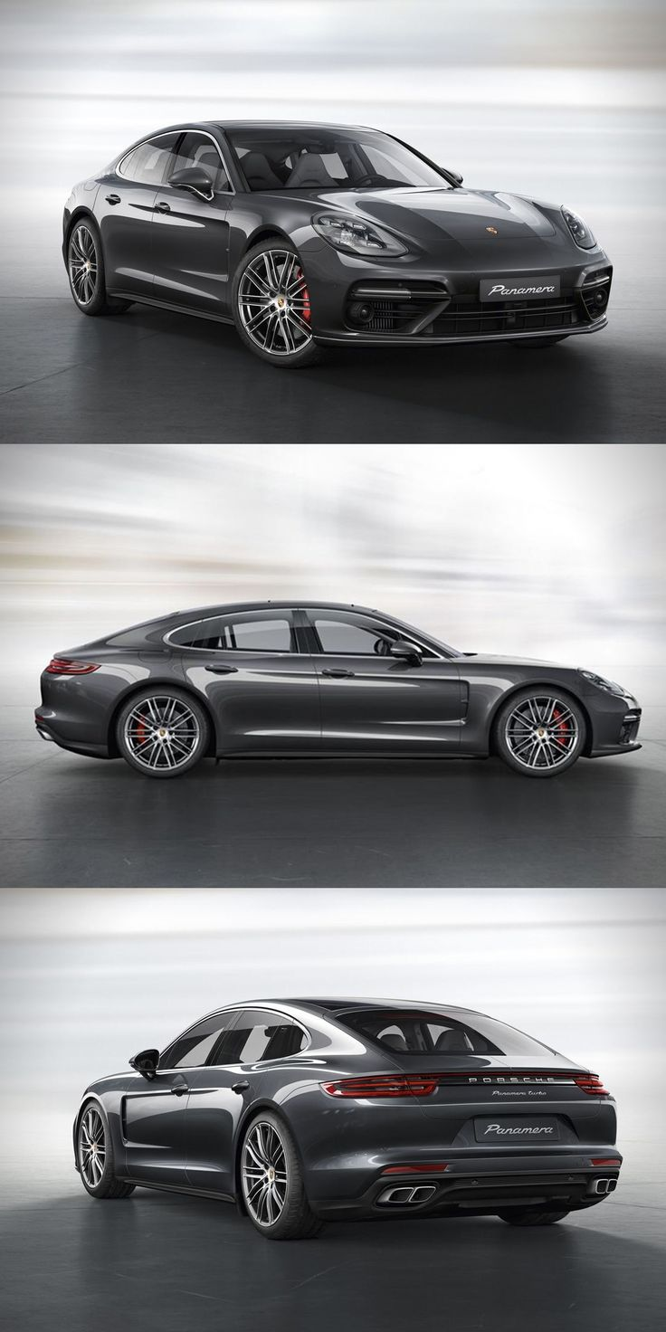 2017 Porsche Panamera GTS Render Keeps Things Sporty Won't be long before I buy my girl this little puppy right here. #Excited #Porsche #PorschePanamera