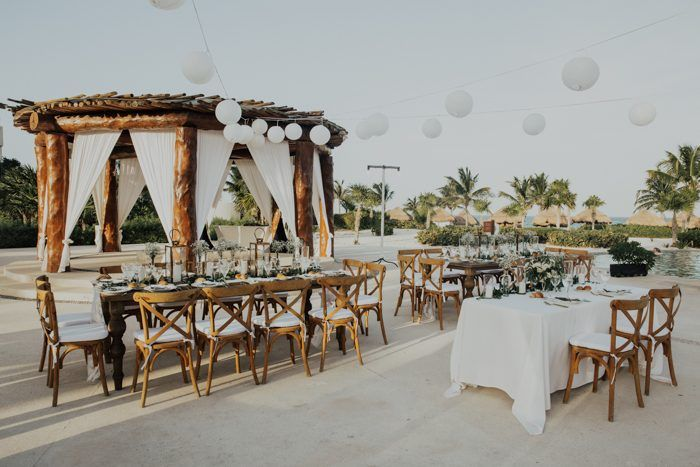Destination Wedding At Secrets Maroma