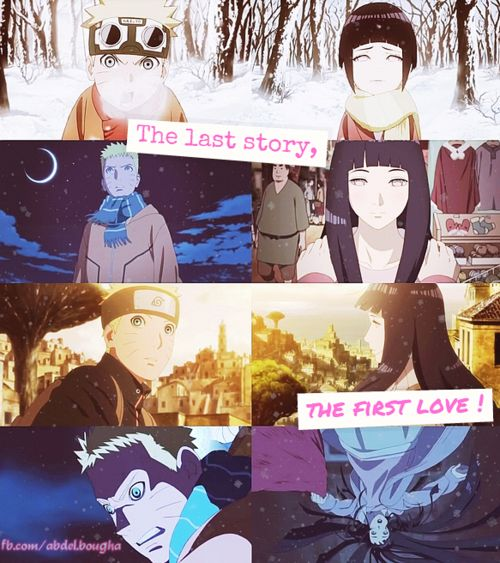 the last story, the first love :) !