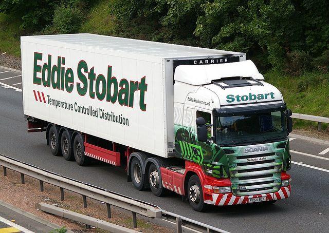 Scania 420-Eddie Stobart Carlisle