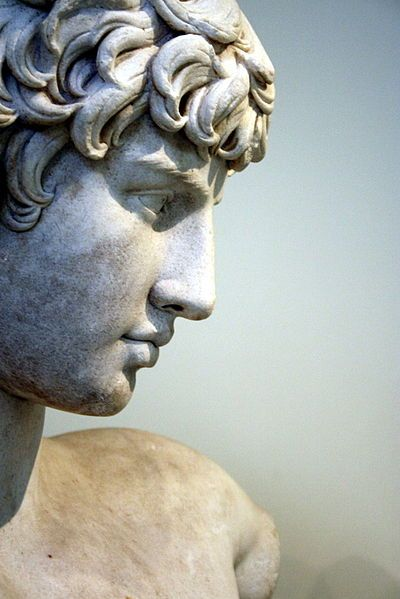 Antinous: Archaeological Museum, Athens.