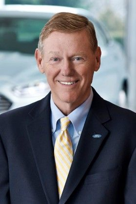 Alan Mulally and Google, the odd (odd?) couple?