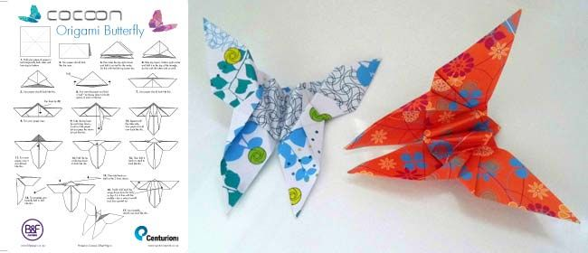 Best 25+ Origami butterfly ideas on Pinterest | Diy ... - photo#39