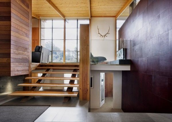 Wonderful Modern Timber Architecture U2013 San Francisco Retreat By Quezada Architecture Amazing Pictures