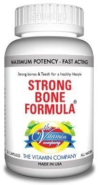 The Vitamin Company Strong Bone Formula