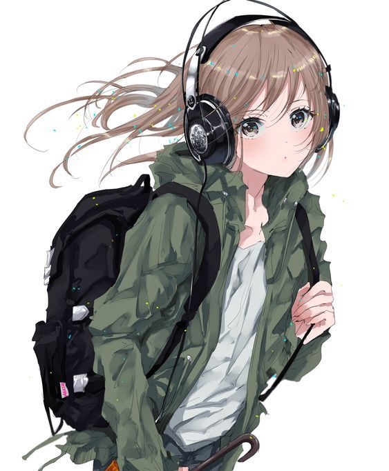 ♥ Anime + My Artwork ♥