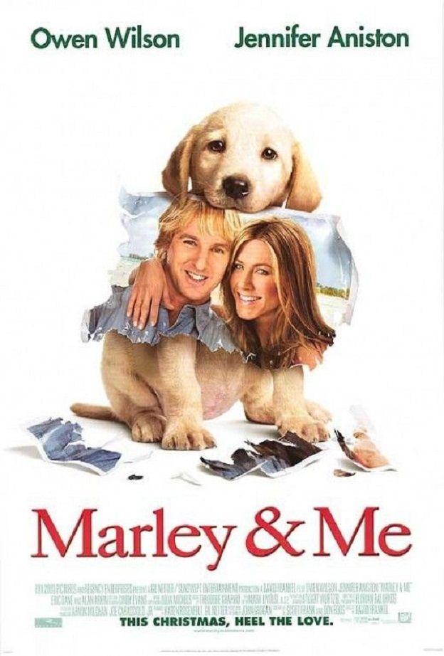 Marley And Me 2008 Com Imagens Casal Soldado Dirigida