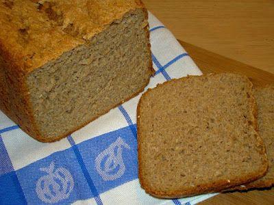 Fabryka Kulinarnych Inspiracji: Chleb pełnoziarnisty