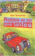 een van de leukste leesboeken die ik ken waaruit de personages zo lijken weg te lopen. Robbies (oude) tantes (met zeer bijzondere medebewoners) blijken een soort moderne robin hoods te zijn.