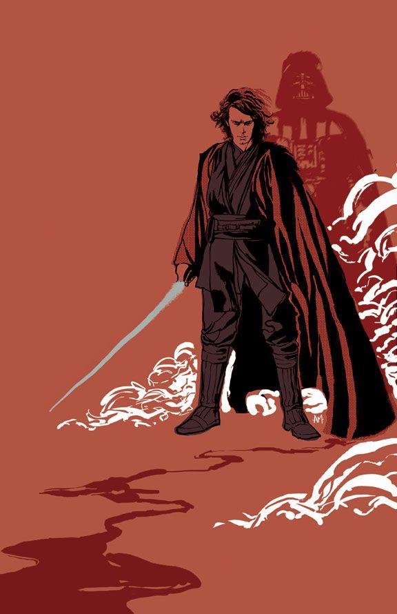 Anakin: The Blood on his Hands #anakin #skywalker #star #wars