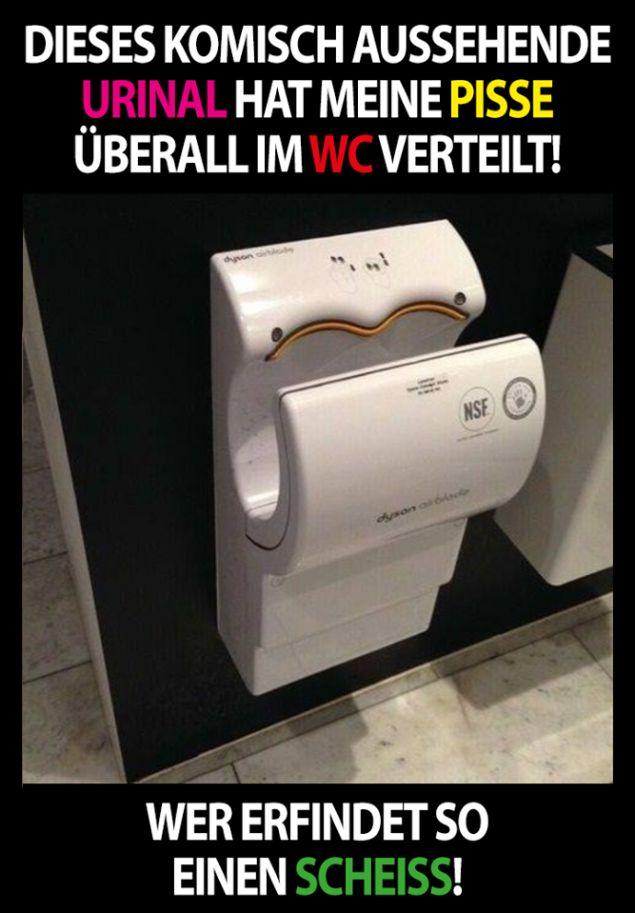 Was eine dumme Erfindung!