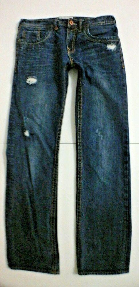 2cb1e610442 Mens Aeropostale, 31x31.5, Driggs, Slim, Boot Cut, Destroyed Jeans, AERO  #Aropostale #SlimBootCutDriggs