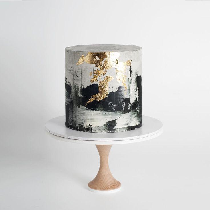 30 besonders elegante Hochzeitstorten-Ideen – 2018