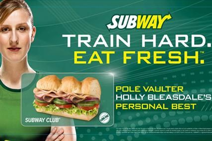 Ambush marketing: Subway launches Olympic-themed campaign
