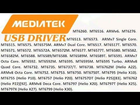 Driver mtk 6753