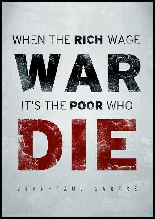 Praying for the Children of War.