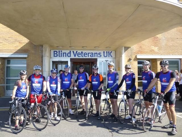 Want to support Blind Veterans UK in 2014 by taking part in an extraordinary cycle challenge in London? Get on your bike and register for one of our guaranteed places in Nightrider on 7 June or Prudential RideLondon-Surrey 100 on 12 August! Entry costs £39 for Nightrider and £49 for RideLondon but applications close on Friday 9 May! Don't miss out, enter at: www.blindveterans.org.uk/challengeevents