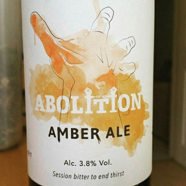 Abolition Amber Ale by Sonnet 43 Brew House #untappd