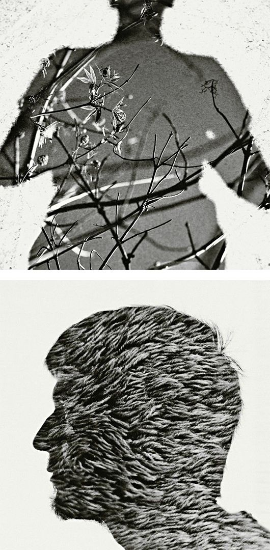 Multiple-Exposure Portraits Christoffer Relander