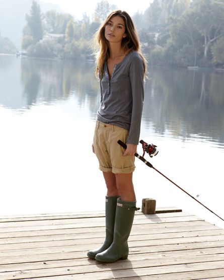 Hunter boots | A Cup of Jo